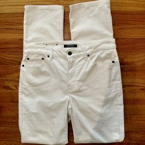 LRL Winter White Cords NWOT